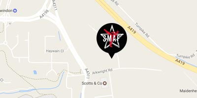 How to find SMAF Fitness Centre